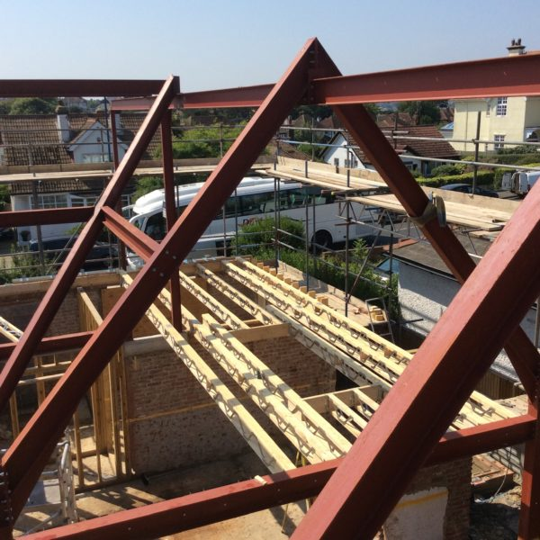 Structural Steel & Portal Steel Frame, Whitstable Kent