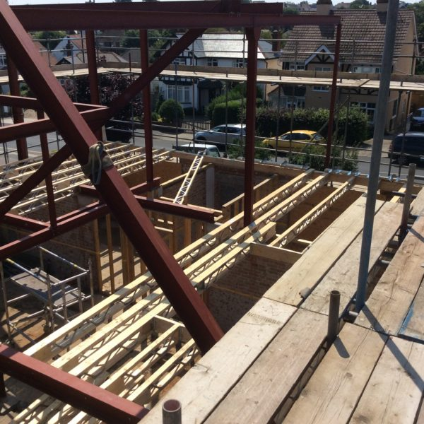 Structural Steel & Ridge Beams, Kent