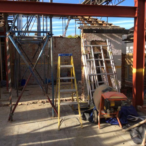 Structural Steel, Ashford Kent