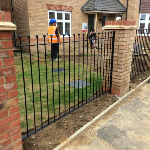 Gates and Railings, Ashford