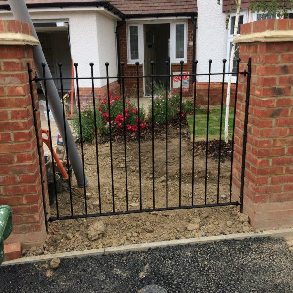 Gates and Railings, Canterbury