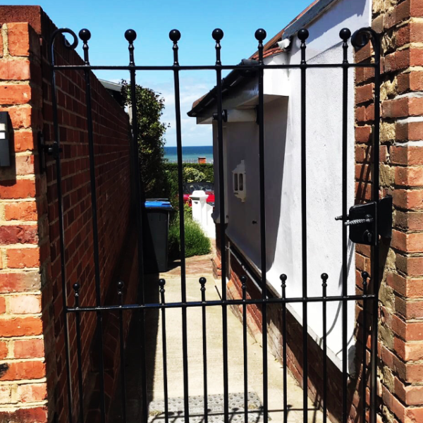 Metal Gate, Westgate on Sea