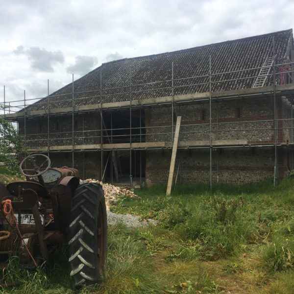 Farm Barn Conversion & Extension, Folkestone