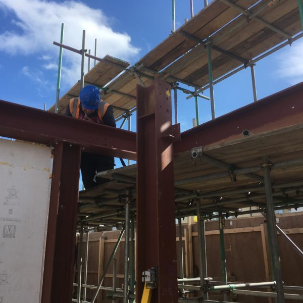 Structural Steel construction, Whitstable Kent